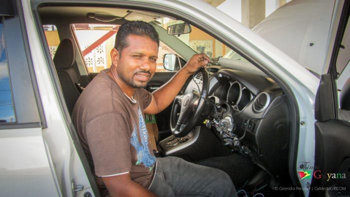 Meet Navin Mohabir