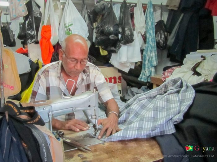 Meet Lall from Lall & Sons Tailoring Establishment