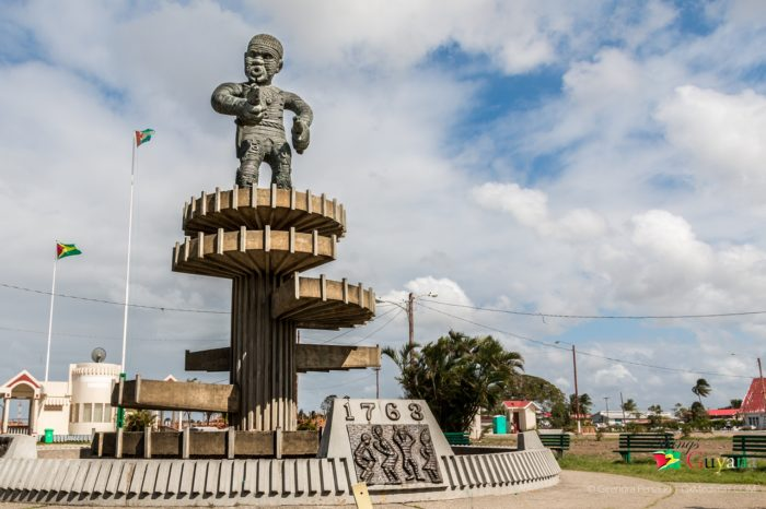 Coffy – The 1763 Monument