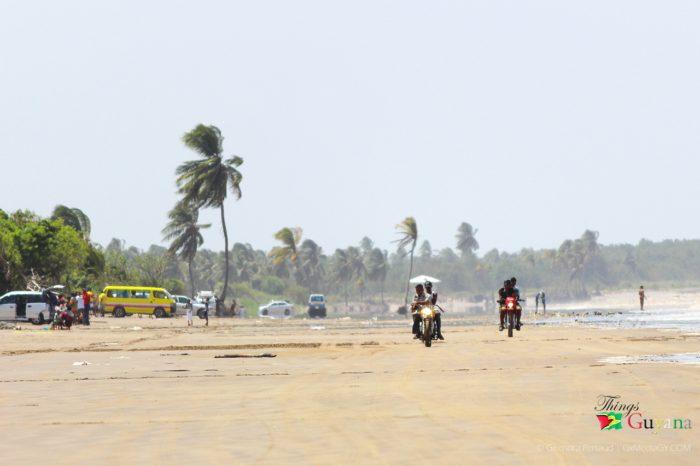 63 Beach Guyana