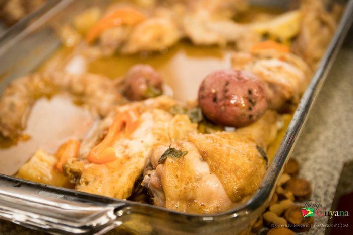 Juicy Baked Chicken Recipe